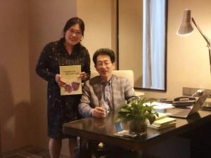 Dr Liu and Kakudo