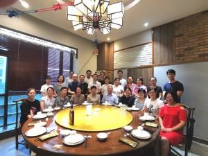 上海交通大学付属第6医院病理スタッフ